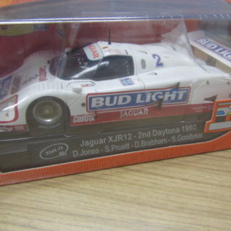 Slot.it SICA13A Jaguar XJR12 Bud Light Daytona 1992