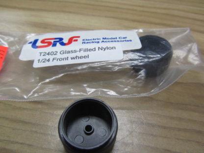TSRF T2402 Glass Filled Nylon Front Wheel 1/24