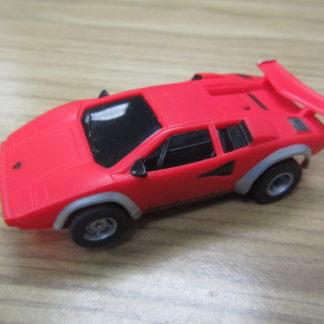 Tyco Lamborghini Red Neon