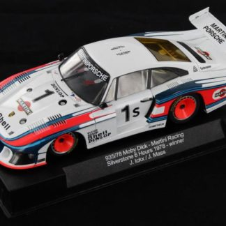 Sideways SW20 Porsche 935/78 Moby Dick Martini