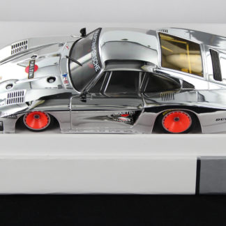 Sideways SWLE02 Porsche 935/78 Moby Dick Silver Limited Edition