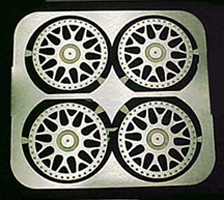 TSRF T2417 Wheel Inserts BBS Style 1/24