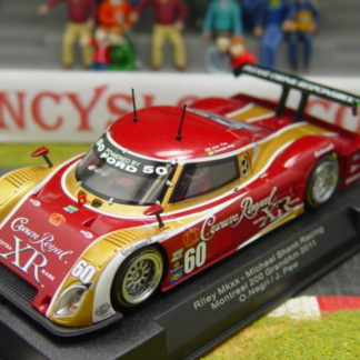 Sideways SW12 Riley Mkxx Michael Shank Racing 2011