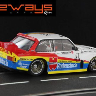 Sideways SW43 BMW 320 Wurth 1979