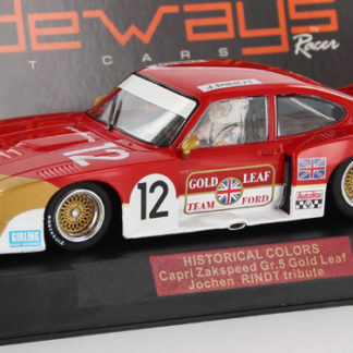 Sideways SWHC02 Ford Capri Zakspeed Gold Leaf