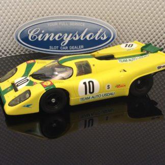 Carrera D124 23843 Porsche 917k Team Auto Usdau #10