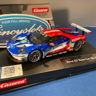 Carrera Evolution 27533 Ford GT Ecoboost Digital.