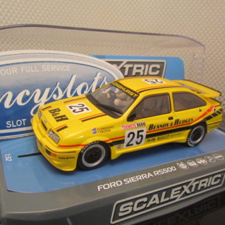 Scalextric C3868 Ford Sierra RS500 Slot Car