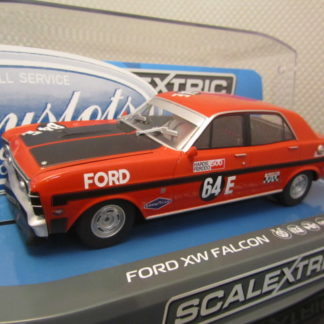 Scalextric C3872 Ford XW Falcon 1970 Bathurst Slot Car