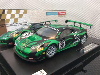 Carrera D124 23839 Ferrari 458 Italia GT3 AF Corse #90