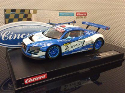 Carrera D124 23840 Audi R8 LMS Fitzgerald Racing Racing #2