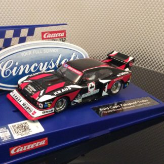 Carrera D132 30816 Ford Capri Zakspeed Turbo Wurth-Kraus #1 Slot Car