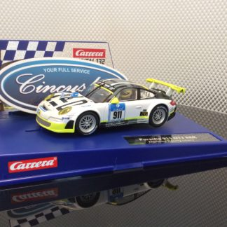 Carrera D132 30780 Porsche 911 GT3 RSR Manthey Racing Slot Car