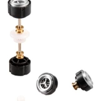 Carrera 89847 D132 VW Volkwagen Kafer Group 5 Axles