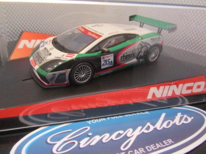 Ninco 50499 Lamborghini Gallardo Team S-Berg Slot Car