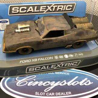 Scalextric C3983 Mad Max Ford XB Falcon Slot Car