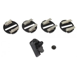 Scalextric C8329 Guide Blade and 4 Braid Plates