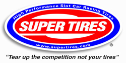 Super Tires HO Slot Car Tires