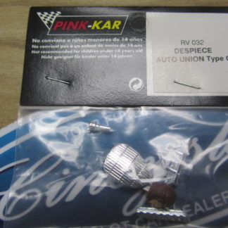Pink-Kar RV032 Auto Union C Type body parts slot car.