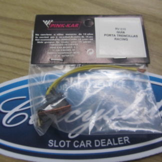 Pink-Kar RV010 Guide and wires slot car.
