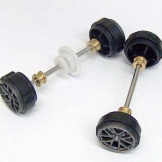 Carrera D132 89916 Ford GT Race Car Axles.
