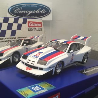 Carrera D132 30850 Chevrolet Dekon Monza #1 Digital Slot Car.