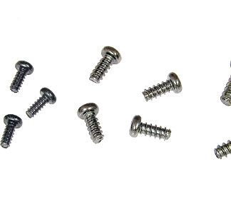 MRRC MC11070 Body and Chassis Mount Screws Slot Car.