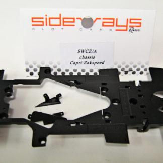 Sideways SWCZ/A Ford Capri Zakspeed Chassis.