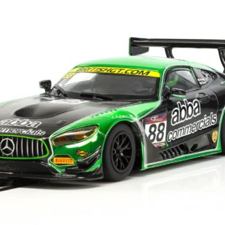 Scalextric C3942 Mercedes Benz AMG GT3 ABBA Racing.