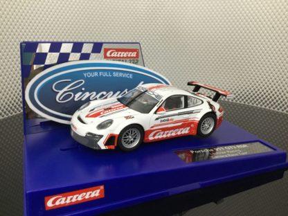 Carrera D132 30828 Porsche 911 GT3 RSR Lechner Carrera Race Taxi.