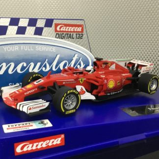 Carrera D132 30842 Ferrari F1 SF70H Vettle #5.