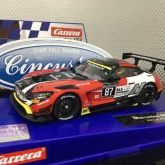 Carrera D132 30846 Mercedes AMG GT3 AKKA ASP #87.