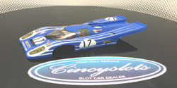 Carrera Slot Car Bodies