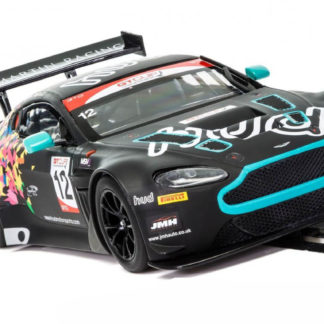 Scalextric C3945 Aston Martin GT3 2017 HUD Motorsports.