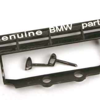 Carrera Exclusiv 85119 BMW V12 LMR LeMans 2000 1/24 Slot Car.