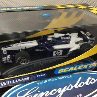 Scalextric C2418 Williams BMW 2002 F1 #6.