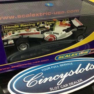 Scalextric C2716 Honda F1 #11.
