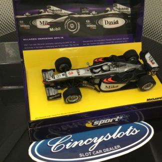 Scalextric Sport C2262AT McLaren Mercedes MP4-16 Mika.
