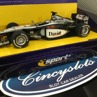 Scalextric C2263 McLaren Mercedes MP4-16 #4 David.