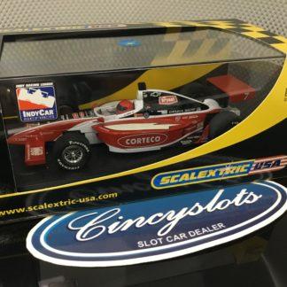 Scalextric C2443 Dallara Indy Corteco #7. Lightly Used, Looks New!!