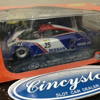 Slot.it CA28d Nissan R89C 1989 1/32 Slot Car.