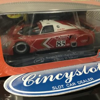 Slot.it CA28c Nissan R90V 1990 1/32 Slot Car.
