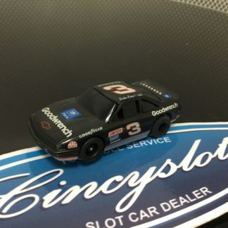 TYCO 440X2 GOODWRENCH NASCAR DALE EARNHARDT HO SLOT CAR, USED.