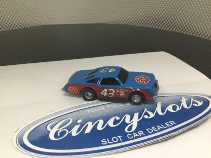 TYCO RICHARD PETTY #43 OLDSMOBILE NASCAR STOCKCAR NEW HO SLOT CAR.