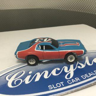 TYCO G-PLUS RICHARD PETTY #43 NASCAR STOCKCAR NEW HO SLOT CAR.