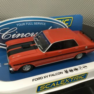 Scalextric C3937 Ford Falcon 1/32 Slot Car.