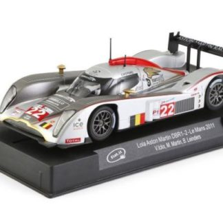 Slot.it Lola Aston Martin DBR1-2 Le Mans 2011. 1/32 Slot Car.