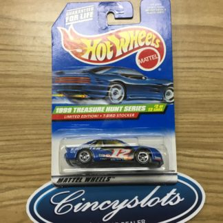 Hot Wheels 1999 Treasure Hunt Series 2 of 12 T-Bird Stocker.
