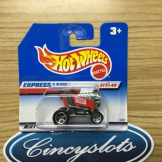 Hot Wheels Express Lane Grocery Cart # 37 of 40 Short Card.