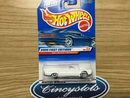 Hot Wheels 1964 Lincoln Continental 2000 First Editions 3 of 36.